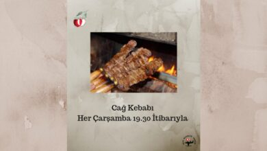 Photo of Vişnelik'ten Yeni Bir Lezzet Daha: Cağ Kebabı Günleri Başlıyor…