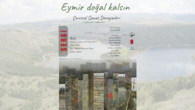 Photo of Sergi   Eymir Doğal Kalsın!