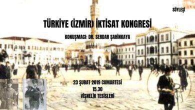 Photo of Türkiye (İzmir) İktisat Kongresi | Söyleşi