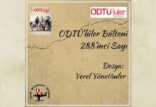 Photo of ODTÜ'lüler Bülteni'nin Yeni Sayısı Çıktı!
