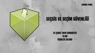 Photo of SEÇSİS ve Seçim Güvenliği | Sunum ve Panel