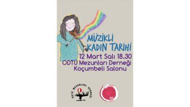Photo of Müzikli Kadın Tarihi