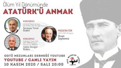 Photo of SÖYLEŞİ: ÖLÜM YIL DÖNÜMÜNDE ATATÜRK'Ü ANMAK