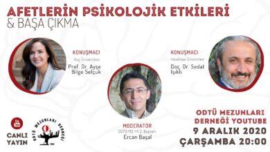 Photo of AFETLERİN PSİKOLOJİK ETKİLERİ & BAŞA ÇIKMA